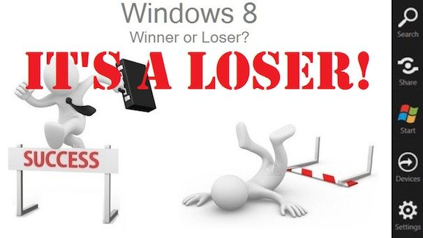 windows looser