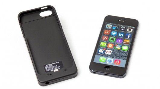 witricity - беспроводная зарядка для iPhone 5s