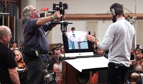 Как проходили съемки видео Apple 1.24.14