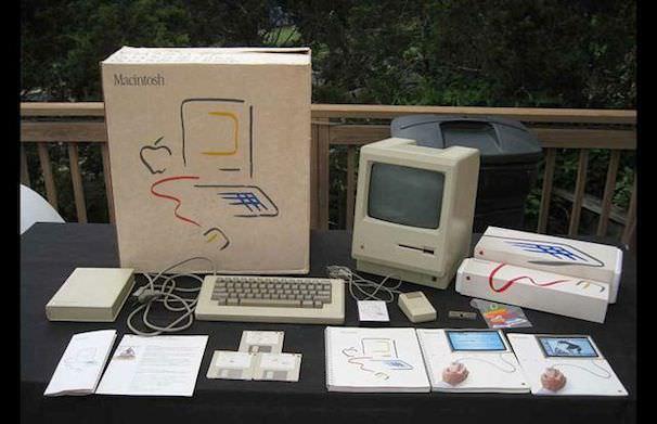 упаковка picasso Mac