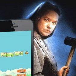 Прохождение Flappy Bird