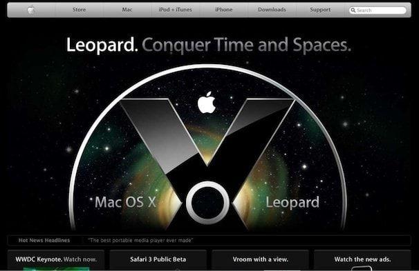 2007 apple com