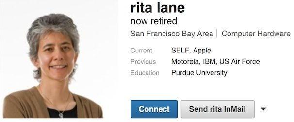 Apple Rita Lane