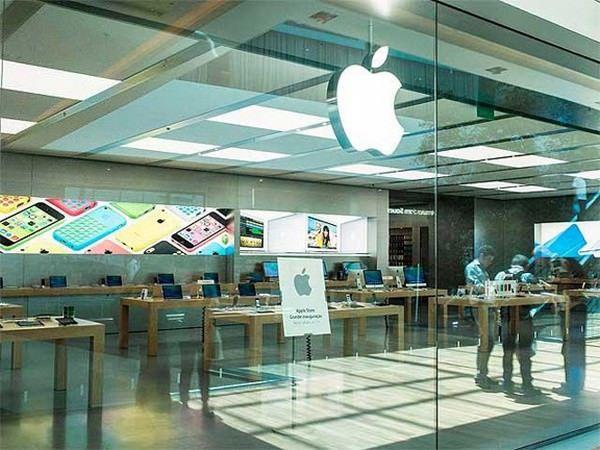 магазин Apple Store в Бразилии