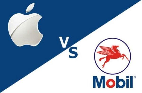 Apple и Google - самые дорогие компании в мире