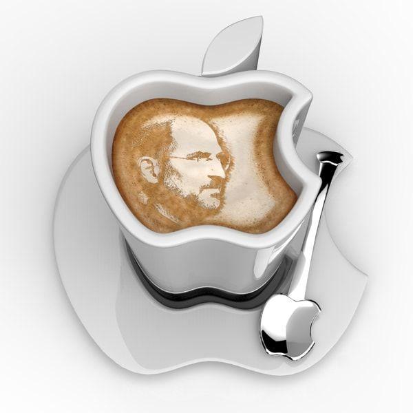 iCup - авторский концепт чашки