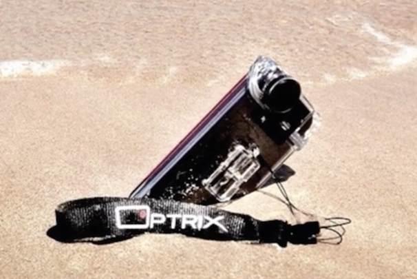 водонепроницаемый чехол для iPhone Optrix ultra rugged waterproof case