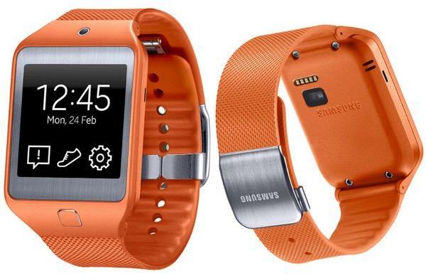 Samsung Gear 2-го поколения