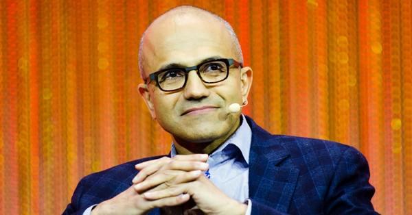 Сатья Наделла стал гендиректором Microsoft
