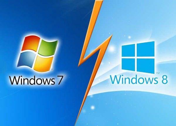 Windows 8 продается хуже, чем Windows 7