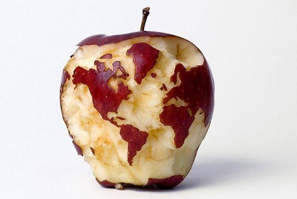 Apple Земля