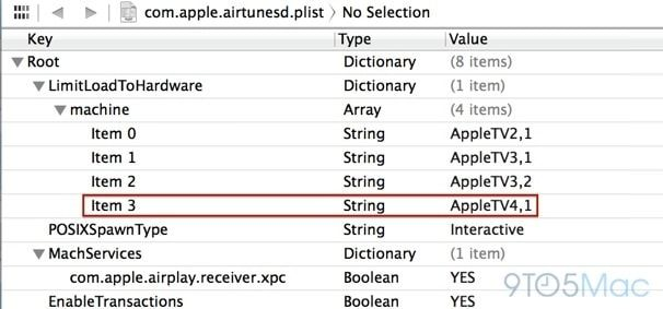 apple tv references
