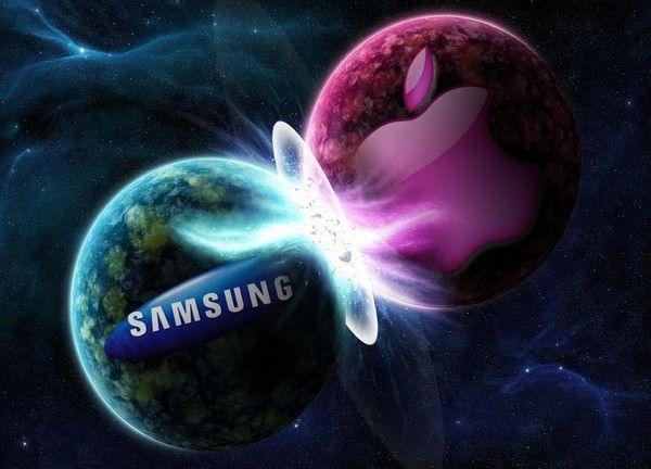 встреча генеральных директоров Samsung и Apple