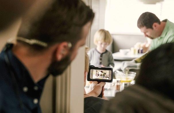 ролик Apple снятый на iPhone 5s