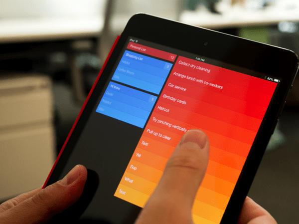 Скачать Clear для iPhone и iPad