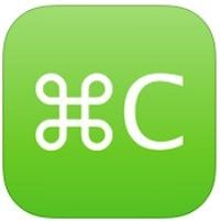 command-c для iphone ipad mac