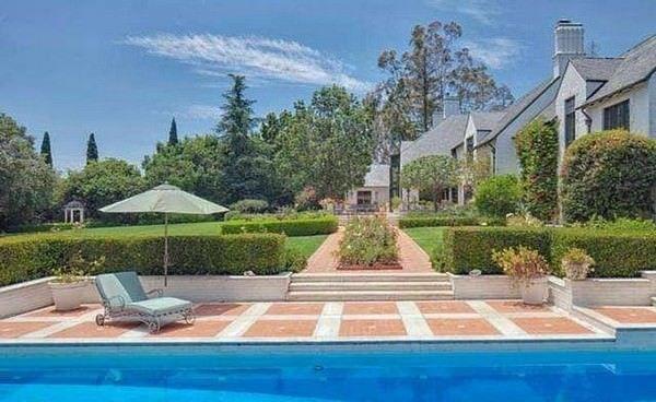 Голливудский особняк за $22 млн