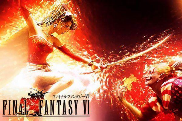 Final Fantasy VI уже доступна