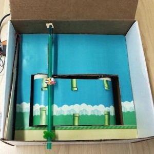 flappybird в коробке
