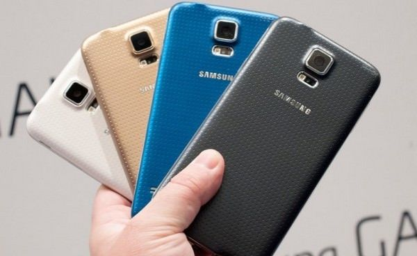 5 характеристик Galaxy S5