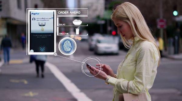 Сканер отпечатков пальцев Samsung Galaxy S5