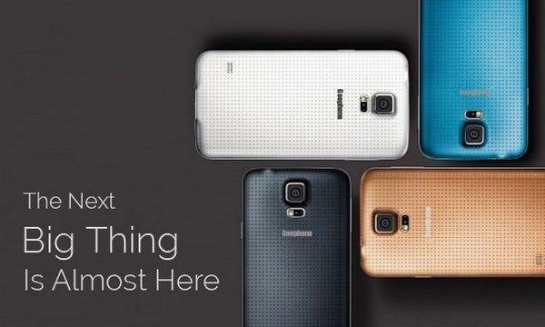 Goophone S5 - китайская копия Galaxy S5
