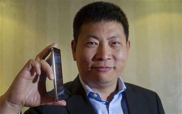 "Huawei ""троллит"" Apple и Samsung"