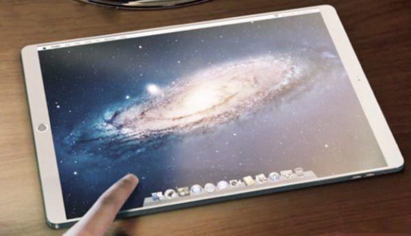 iPad Pro с OS X