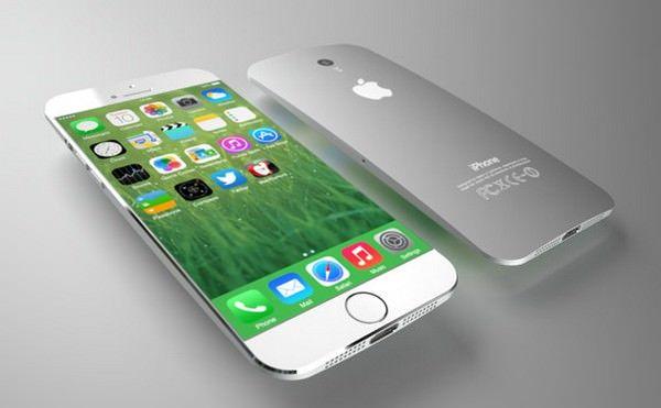 Концепты 4,7- и 5,5-дюймовых iPhone 6