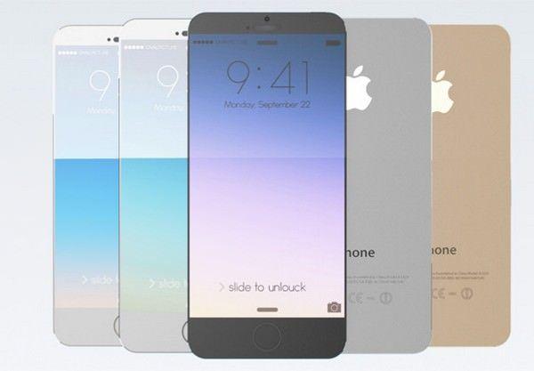 смартфон с увеличенной диагональю экрана от Apple