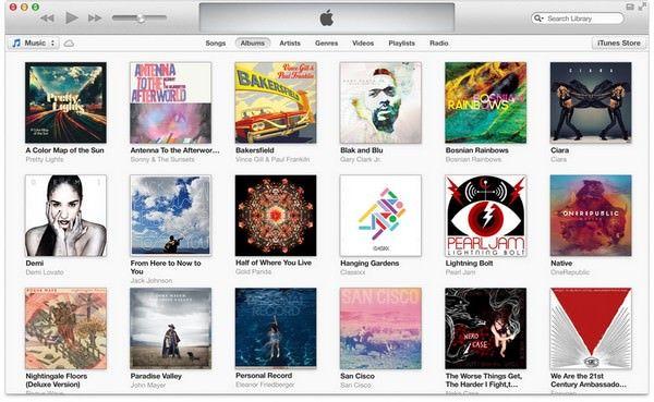 iTunes Inc., будучи отдельной компанией