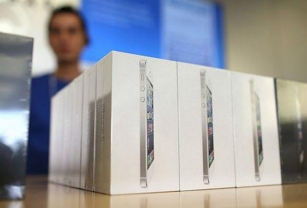 1,5 млн iPhone в России