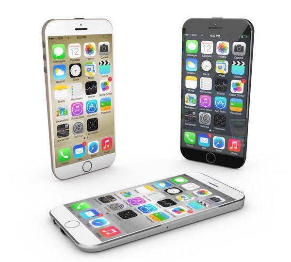 iPhone L в корпусе клиновидной формы