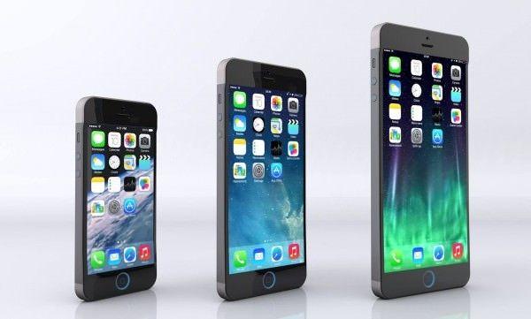 Три концепта iPhone 6