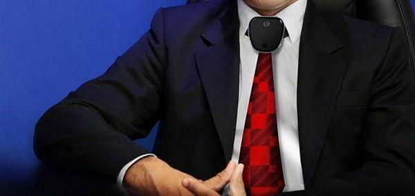 """iTie - """"умный"""" галстук"""