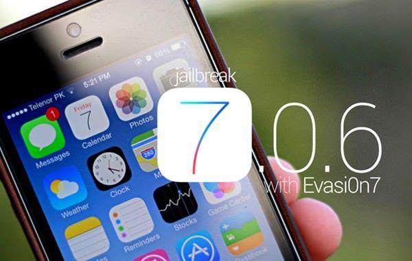 Как сделать джейлбрейк iOS 7.0.6