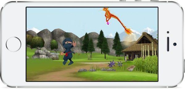 Скачать бесплатно Mini Ninjas