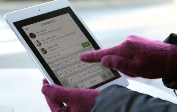 жидкость для перчаток для iPhone