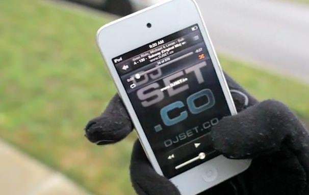 nanotips жидкость для перчаток для iPhone