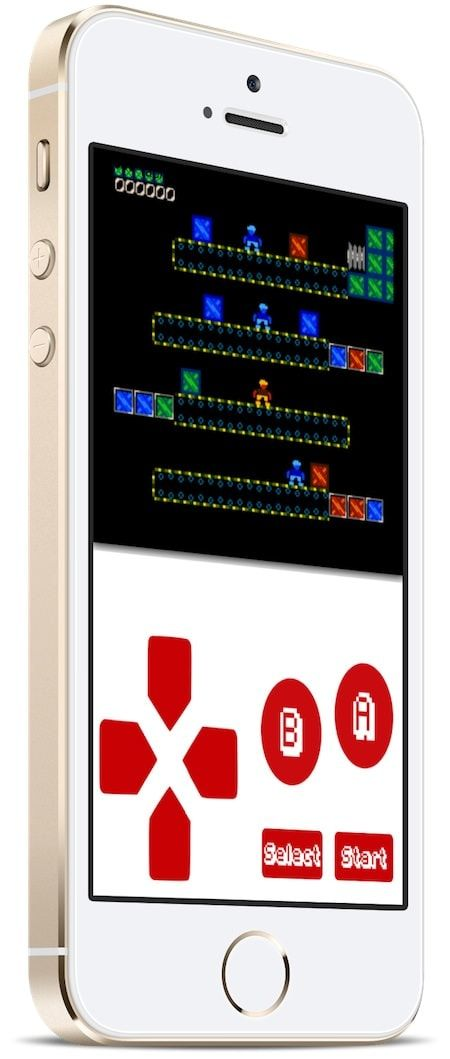 игры nintendo на iphone