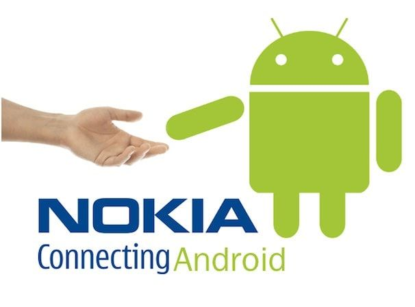 nokia and android