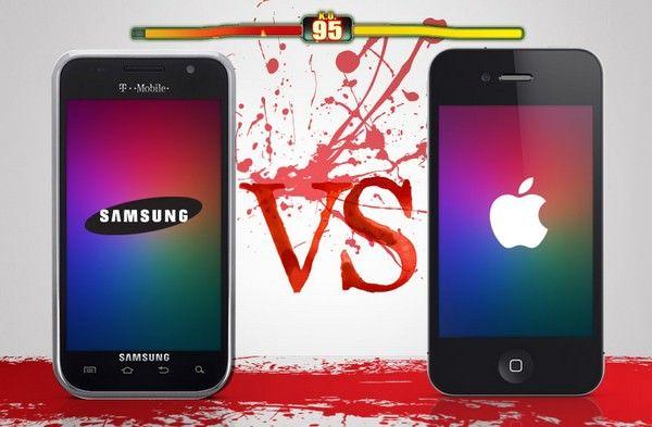 Apple и Samsung представили список патентов