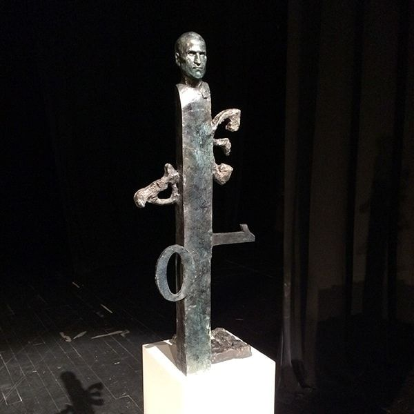 Памятник Стиву Джобсу