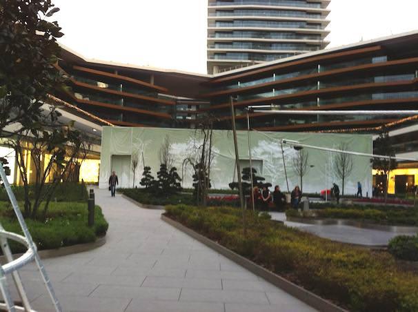 первый Apple Store в Турции