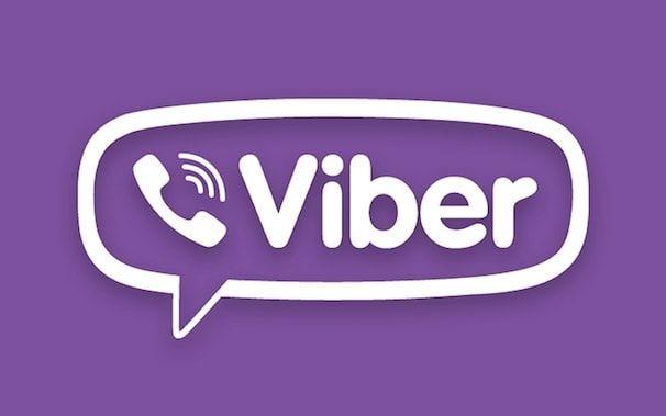 viber  логотип