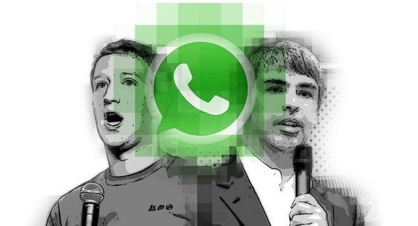 Зачем Facebook купила WhatsApp