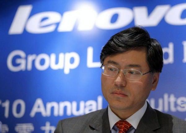 Гендиректор Lenovo
