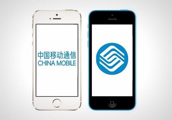 China Mobile продала более 1 миллиона iPhone