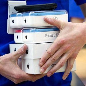 iPhone 5c в России