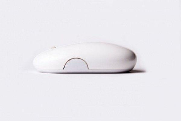 мышка от Apple без кнопок